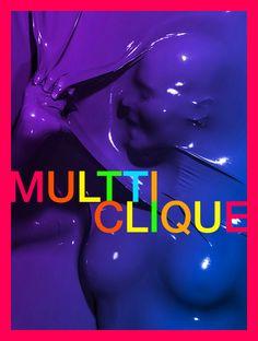 Revista Multticlique - edição 125 (cover by Justin Julien Palast)