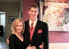A letter to my son upon his high school graduation. So proud of him! Dear Matthew, Love is not easy to put into words, especially a mother's love, the depth of which is unfathomable. When I look at...