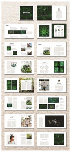 Square Magazine Template by ZoroGraph on Creative Market – Diseño Editorial – layout Portfolio Design Layouts, Page Layout Design, Magazine Layout Design, Food Magazine Layout, Fashion Magazine Layouts, Architecture Portfolio Template, Indesign Portfolio, Editorial Design Magazine, Template Portfolio