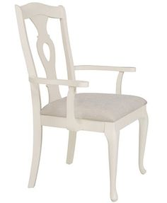 Branchville Splat Back Arm Chair