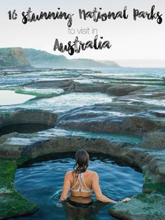 National parks in Australia.