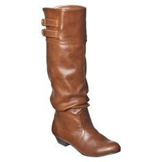 Women's Mossimo Supply Co. Kailey Boot - Brown : Target Mobile
