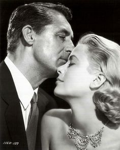 Cary Grant, Grace Kelly -TO CATCH A THIEF (Alfred Hitchcock, 1955)