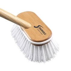 Shurhold 6 in. Marine Mate Stiff Brush with - The Home Depot