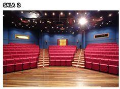 Teatro Barakaldo. Sala 2 #teatro #barakaldo #theater