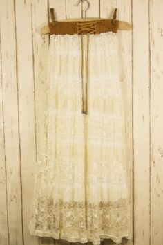 All Day And Night Is My Lace Day Skirt