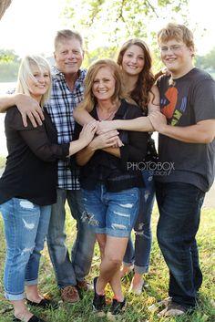 Family Portrait Photography Photoshoot Adult Children | Photobox Studios #family #photos #adults