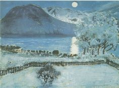 Nikolai Astrup, Norwegian painter 1880-1928