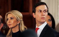 The Trump family's relentless efforts to use the presidency to enrich themselves and expand their businesses was fully exposed this morning by Washington Post reporters.    In Beijing, China, President Trump's son-in-law and close advisor Jared Kushner's sister, Nicole Kushner, was busted hawking E-B5 visas to wealthy Chinese businessmen in exchange for investments into the Kushner 1 real estate project in New Jersey.