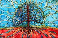 Tree of Life - Art by Rae Chichilnitsky