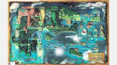 pokemon omaga ruby map