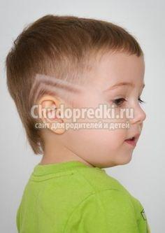 Как сделать из коротких волос прическу 55