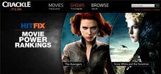 Crakle Crackle   El servicio gratuito y legal de Sony para ver películas y series online