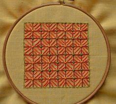 «Крестик для ленивых»: отличная идея для простой и стильной вышивки