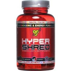 Hyper Shred is the latest weight management and energy boosting dietary supplement which mainly focuses on the Hyper Shredenergy level.