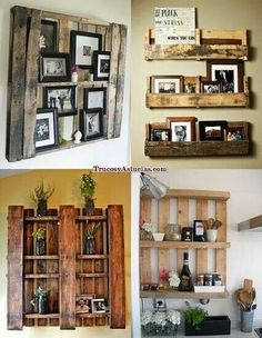 Pallets decor!!!