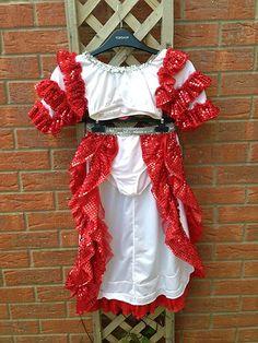 girls fancy dress to fit immy