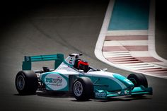 Formula Yas 3000, the best driving experience available ? Try it at Yas Marina Circuit F1 track, Yas Island, Abu Dhabi, UAE