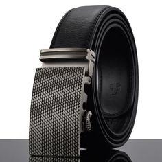 New Design  Luxury Leather Belt for Men