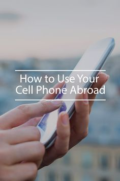 The last thing you want to come home to after an international trip is a ridiculously high cell bill. So, before you get stuck with those hefty data roaming fees, check out this pre-trip checklist⎯ it'll save you big time.