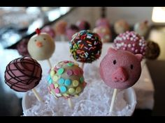 Receta Cake Pops Bizcobolas de galletas Oreo Sin molde