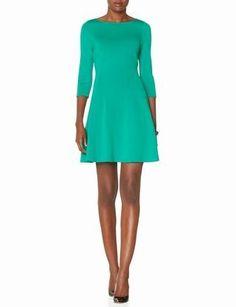 The Limited Jewel Tone Green Dress.