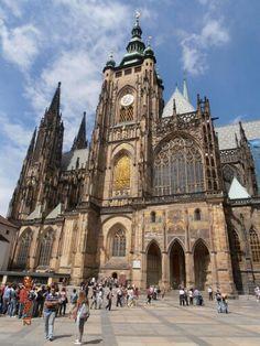 Kathedraal Praagse Burcht