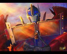 TFP: Optimus Prime 2 by ERA-7S