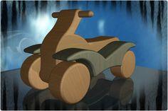 Quad bike - STL,STEP / IGES,Autodesk Inventor,Autodesk Inventor - 3D CAD model…