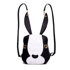 Cartoon Rabbit Backpack
