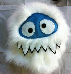 Hood for Toddler Abominable Snowman by HopTo on Etsy, $35.00