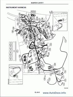 nissan 1400 electrical wiring diagram electrical circuit York Yksqs4k45djgs Model
