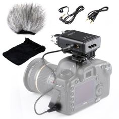 Movo Directional X/Y Canon Stereo Video Microphone