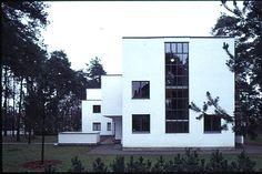 Die Meisterhäuser von Walter Gropius : Bauhausbauten : Stiftung Bauhaus Dessau / Bauhaus Dessau Foundation