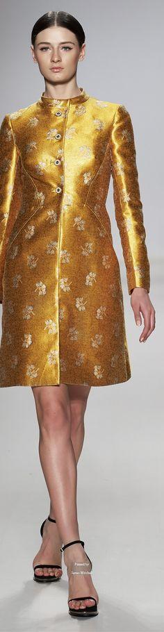 Erin Fetherston Fall 2015 Ready-to-Wear