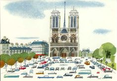 Paris by M Sasek