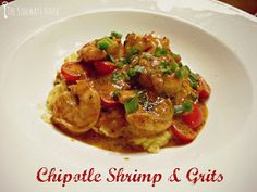 The Sideways House: Chipotle Shrimp and Grits