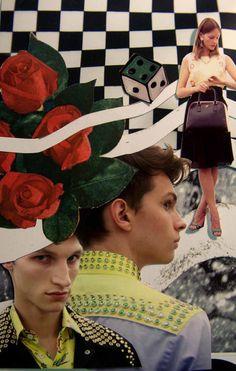 Prada Fantasy Look Book: S/S '12 #Fashionising