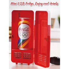 Lodówka USB na upalne dni. http://manmax.pl/lodowka-usb-upalne-dni/
