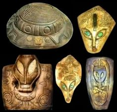 Ancient Aliens 527413806336655616 - Mayan Artifacts Source by lithofun Aliens History, Aliens And Ufos, Ancient Aliens, Paranormal, Ancient Artefacts, Ancient Civilizations, Ancient Astronaut Theory, Mayan Glyphs, Ancient Artifacts