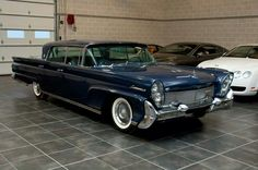 1958 Lincoln Continental Mark III                                                                               More