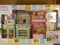 Big Lots kitchen by Wandy in Pensacola, via Flickr 1:6th scale