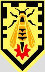 Nexo Knights Power Shield Wespenstich - Wasp Missile
