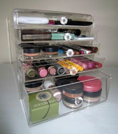 Makeup Organizer - Makeup Organiser by The Makeup Box Shop - Makeup Storage