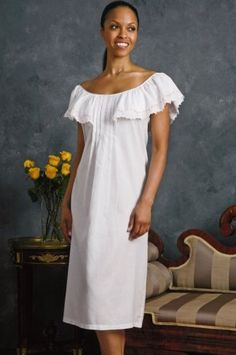 3ae850e459 Luxury Nightgowns - Schweitzer Linen Luxury Nightwear