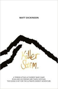 Killer Storm book cover