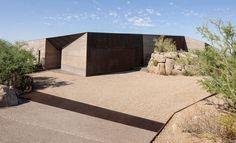 Wendell Burnette Architects, Bill Timmerman · Desert Courtyard House · Divisare
