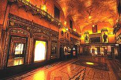 State Theatre foyer.