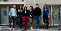 Η ομάδα Θεατρόνιο μίλησε στο Νεκτάριο Κουβαρά και στο ελculture.gr #interview #theater #educational #art #culture