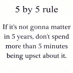 5 by 5 // put your time where it matters most. (RG @gabbybernstein ) #qotd